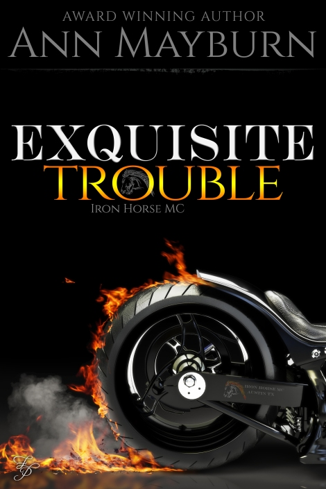 Exquisite Trouble Cover vFinal 300dpi