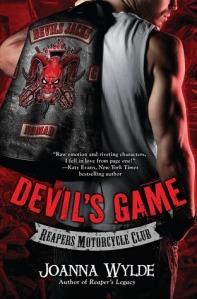 devil's game cover