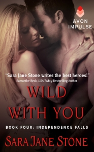 WILD WITH YOU red type cover